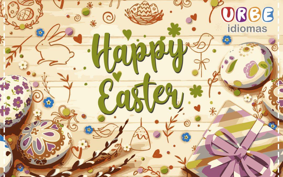 Easter Bunny en Urbe Idiomas