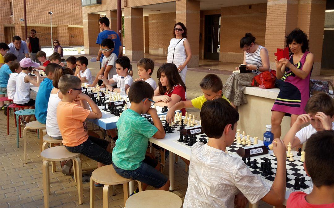 Celebrado el 5º Torneo de Ajedrez Urbe Idiomas