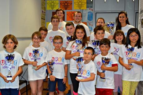 Celebrado el 2º Torneo Spelling Bees Urbe Idiomas