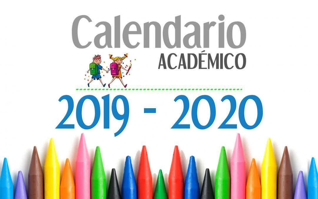 Bienvenidos al nuevo curso 2019-2020