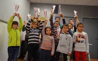 ¡Resultados del 9º torneo ajedrez Urbe Idiomas!